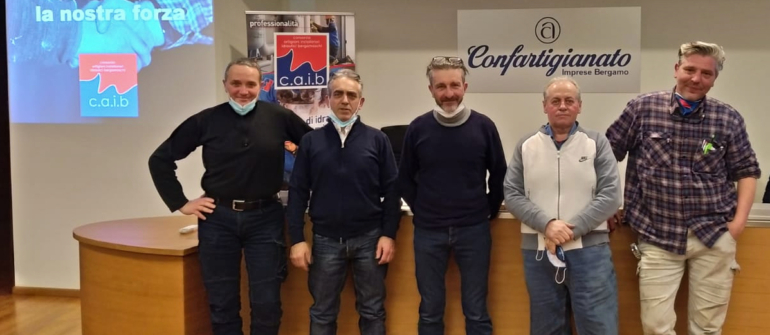 Nuovo Consiglio Direttivo CAIB