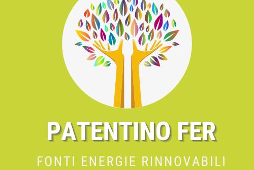 Hai già il Patentino FER (Fonti Energie Rinnovabili)?